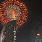 神奈川新聞花火大会、2014年の日程は?花火鑑賞券と穴場スポット6!