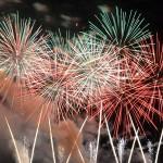 2014年の東海地区で行われる花火大会行ってみたいベスト6!