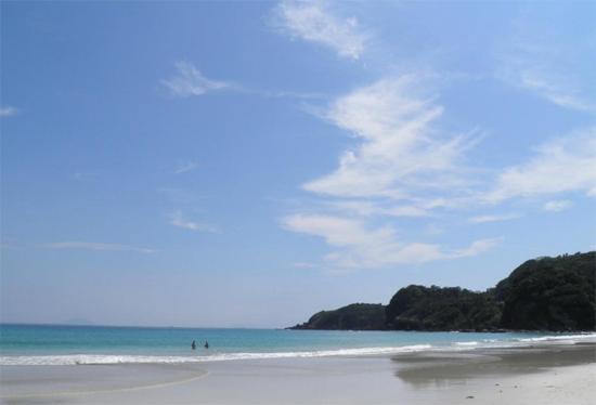 izu shirahama ohama 伊豆の海水浴場!海と砂浜がきれいなビーチランキング!