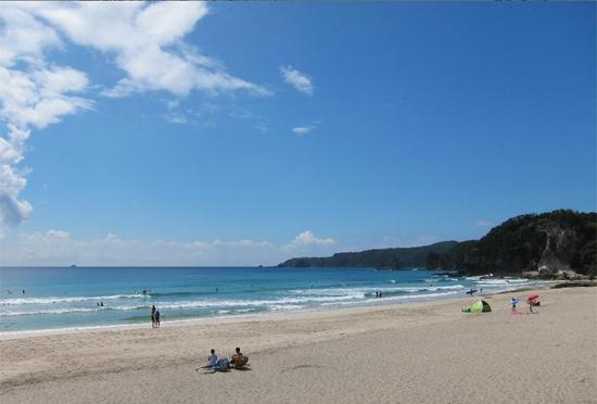 izu tatadohama 伊豆の海水浴場!海と砂浜がきれいなビーチランキング!