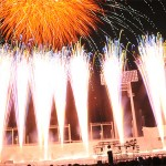神宮外苑花火大会2014年の日程は?出演アーティストや座席は?おすすめ穴場スポット情報も!