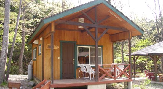 北海道のキャンプ場情報: コテージ・バンガローの …