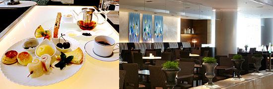 神戸のアフタヌーンティー 神戸ポートピアホテル