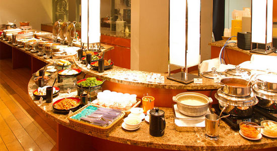 usj lu03 USJのホテルでランチバイキング!おすすめのレストラン4選!