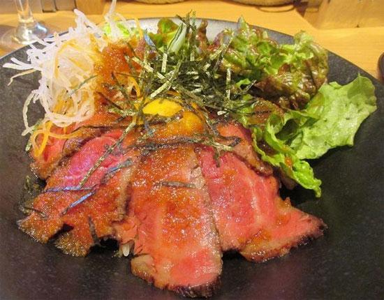 ro be03 大阪梅田で美味しいローストビーフ丼が楽しめるお店5選!