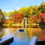 東北の日帰り温泉で紅葉露天風呂が楽しめるおすすめ温泉8選!
