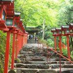 貴船神社の所要時間別観光コースおすすめ4選とおしゃれなカフェ2選をご紹介!