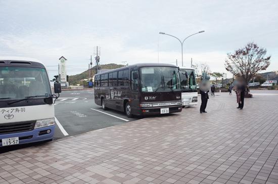 鳥羽国際ホテルの無料のシャトルバス