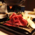 中の坊瑞苑の食事は部屋食も出来てどの一品も最高の味付けで美味しい!