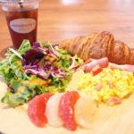 グリーンベリーズコーヒー三宮のモーニングはパン屋顔負けの美味しいクロワッサンが食べられる!